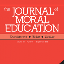 Practical wisdom: How do personal virtue beliefs and contextual factors interact