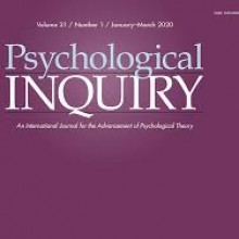 psychological inquiry cover