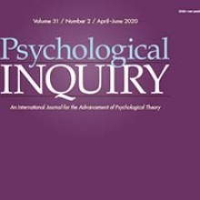 psychological inquiry coever