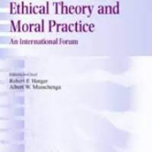 ethical theory journal cover